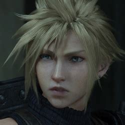Final Fantasy 7 Remake / FF7R - Cloud Strife Character