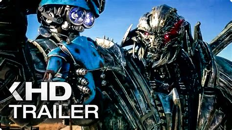 TRANSFORMERS 5: The Last Knight Trailer 2 (2017) - Closed