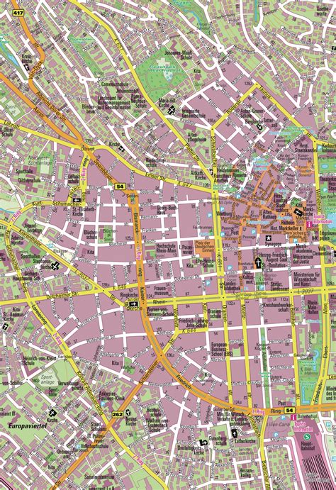 City and Regional Maps - The Find-It Guide - Business and