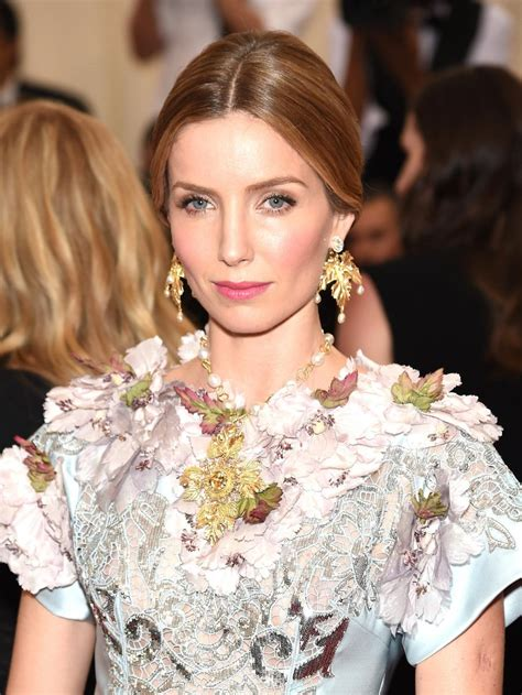 'Peaky Blinders' Actress Annabelle Wallis Photographed