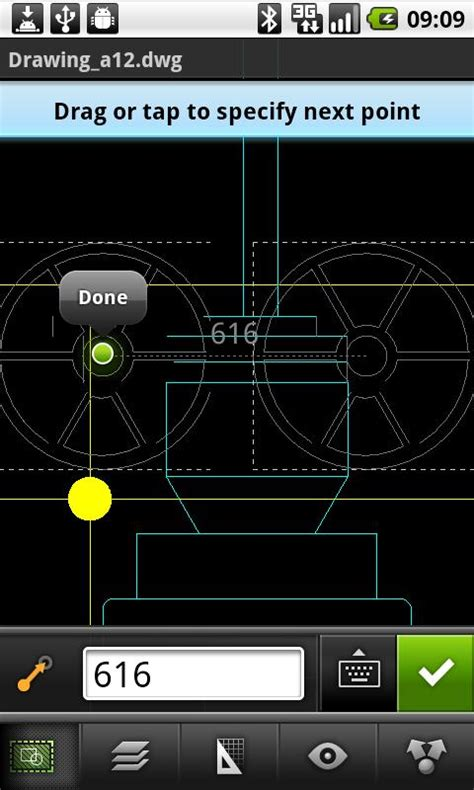 AutoCAD - DWG Viewer & Editor for Android - Free download