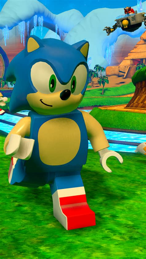 Lego Sonic Wallpapers! - Bricks To Life