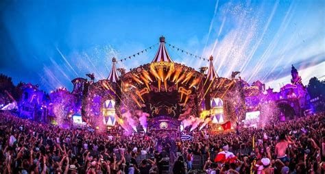 Tomorrowland 2018 sells out in under an hour   DJMag