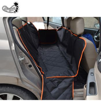 Wholesale Soft Quilted Pet Travel Hammock Car Seat Cover