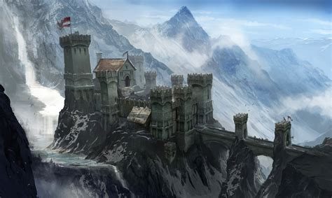 New Dragon Age III: Inquisition details and concept art