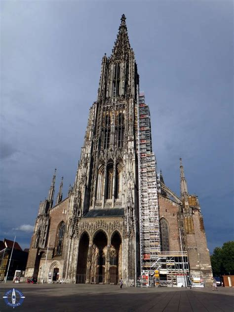 Ulm Minster, Tallest Church In The World | Two Small Potatoes
