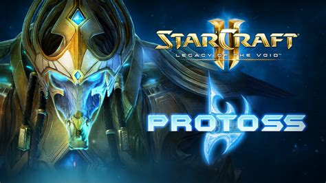 Legacy of the Void - Multiplayer Update: Protoss - YouTube