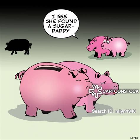 Sugar-daddies Cartoons and Comics - funny pictures from