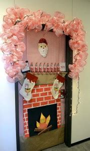 Door Decoration Contest Sparks New TTI Tradition — Texas A