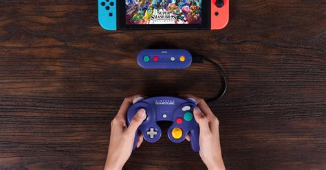 8BitDo Wireless Adapter Lets You Use GameCube Controller