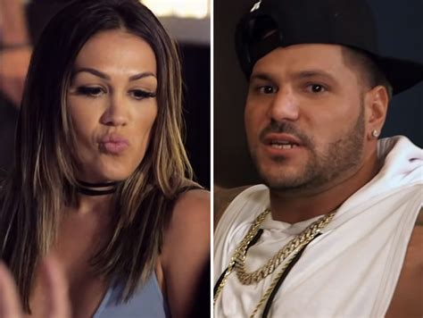 Ronnie's Baby Mama Makes 'Jersey Shore' Return After