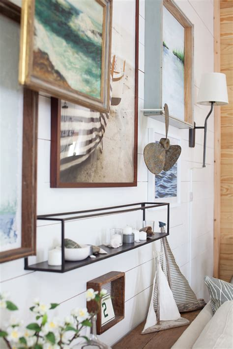Gallery Wall Lighting - Kira Wall Sconces   The Lettered