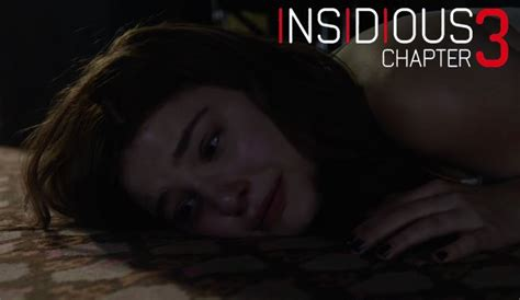 """Fans React To Insidious: Chapter 3 - """"Scary,"""" """"Surprising"""