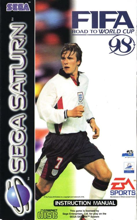 FIFA Road to World Cup 98 (Saturn)
