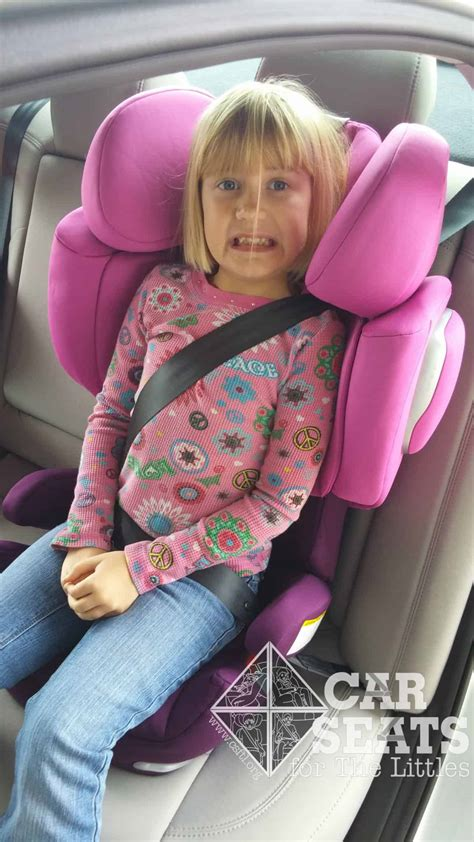 Cybex Solution Q-Fix Review - Car Seats For The Littles