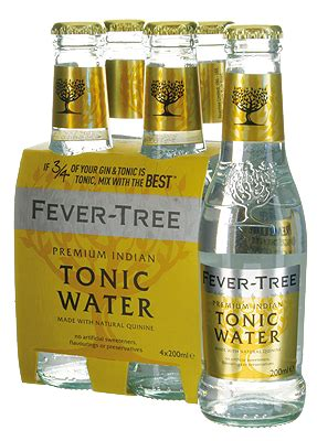 Fever-Tree Premium Indian Tonic Water with natural quinine