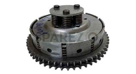 Royal Enfield Premium 4 Speed Clutch Assembly 5 Plate- Sparezo