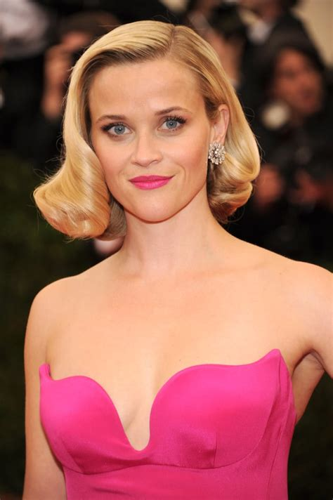 Reese Witherspoon | Celebrity Hair and Makeup From the Met