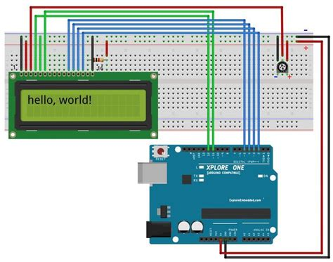 6 Display letters, numbers and fun characters on LCD