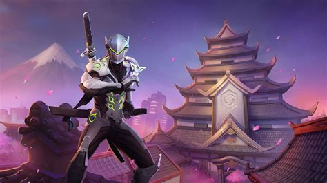 Overwatch's Genji joins Heroes of the Storm - Polygon