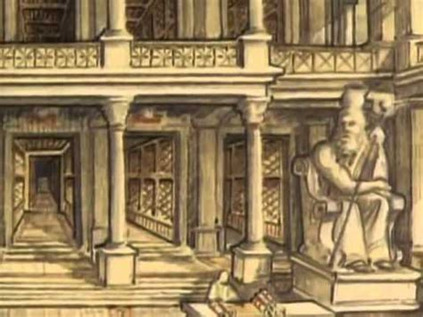 The Ancient Library of Alexandria - YouTube