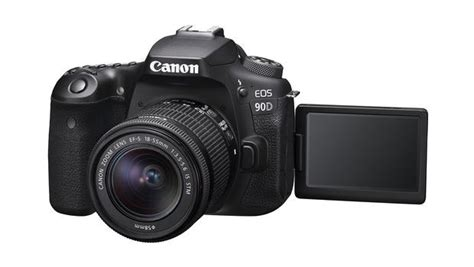 Canon unveils Eos 90D and Eos M6 Mark ii as it battles to