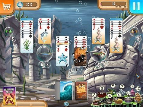 Atlantic Quest: Solitaire   Download the game for free