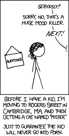 xkcd: Rogers St