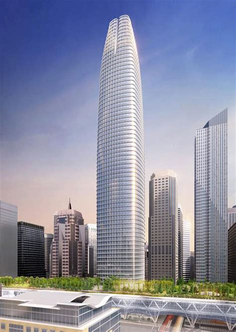 PHOTOS: Wilshire Grand Tower in Los Angeles compared to