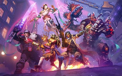 Heroes of the Storm 2017 4K Wallpapers | HD Wallpapers