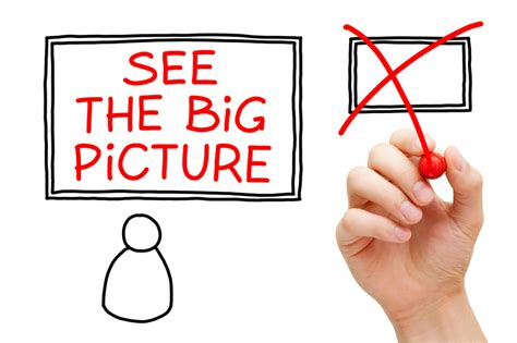 The Key to Customer Satisfaction: Look at the Big Picture