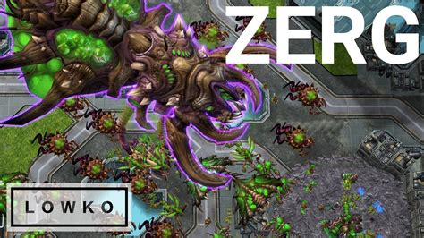 StarCraft 2: Zerg in REAL SCALE! - YouTube
