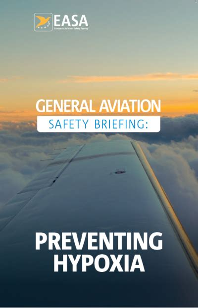 General Aviation Safety Briefing: Preventing hypoxia | EASA