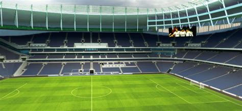 See inside new Tottenham stadium with VR experience