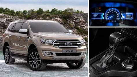 2020 Ford Endeavour BS6 2